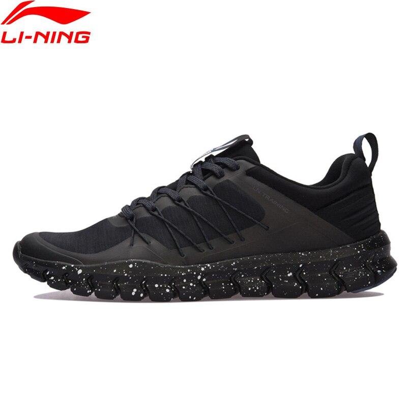 Li-Ning Men 24H Training Shoes Light Wearable LiNing Sports Shoes Breathable Anti-Slip Sneakers AFHM027 YXX019 original li ning men professional basketball shoes
