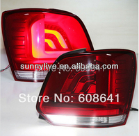 For VW CROSS polo led tail lamp TJ