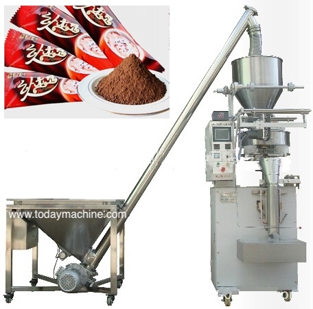 China Price Automatic Vertical Rice Coffee Granule Packing Machine