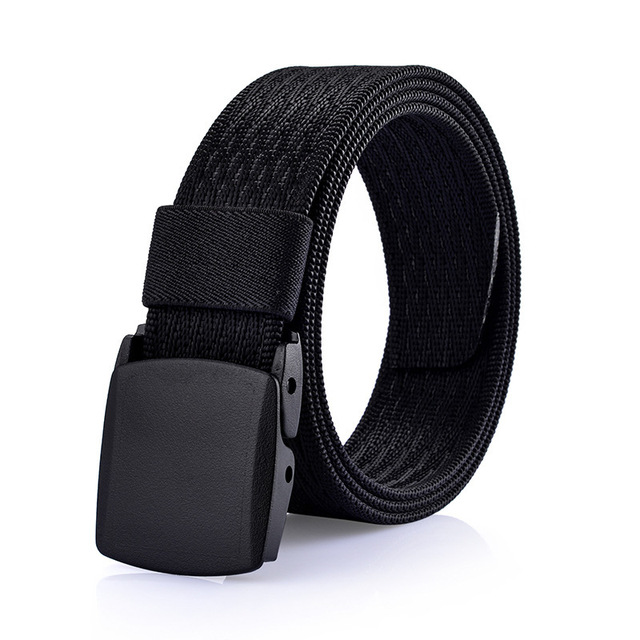 2019 100%Nylon Belt Men Army Tactical Belts Man Military Waist Canvas Male High Quality Equipment Strap Ceinture Homme