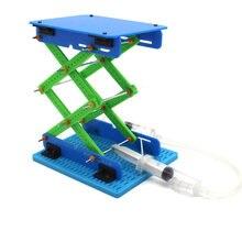 Diy stem игрушки для детей развивающий научный эксперимент творческий