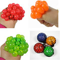 Cute Anti Stress Face Reliever Grape Ball Autism Mood Squeeze Relief Healthy Toy FREE SHIPPING