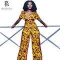 2017 Африканских женщин сиамские, батик анкара ткань швейные качество и стиль личности