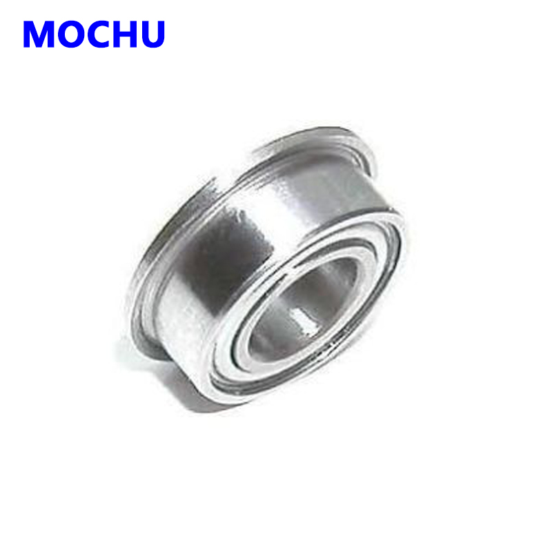 25 PCS MF148ZZ Metal Shielded FLANGED Ball Bearing MF148 MF148z 8x14x4 mm