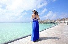 Bohemian Style Summer Dress 2016 New Plus Size M – 6XL Europe Casual Many Ways Wear Sexy Beach Dress 5XL 4XL XXXL