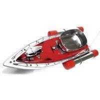 Inteligente sem fio elétrico rc alimentador isca de pesca barco controle remoto 300 m inventor peixe navio searchlight isca acessórios t4|Ferramentas de pesca|   -