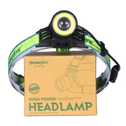 10000Lm XM-L T6+COB LED Headlamp Rechargeable 4 Modes Zoomable LED Headlight Hunting Head flashlight 18650 Head Light lamp