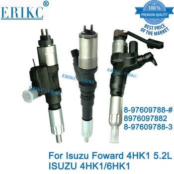 ERIKC Auto Diesel Engine Nozzle 6362 Common Rail Injection 095000-6362 Fuel Oil Injector 0950006362 for Isuzu Foward 4HK1 5.2L