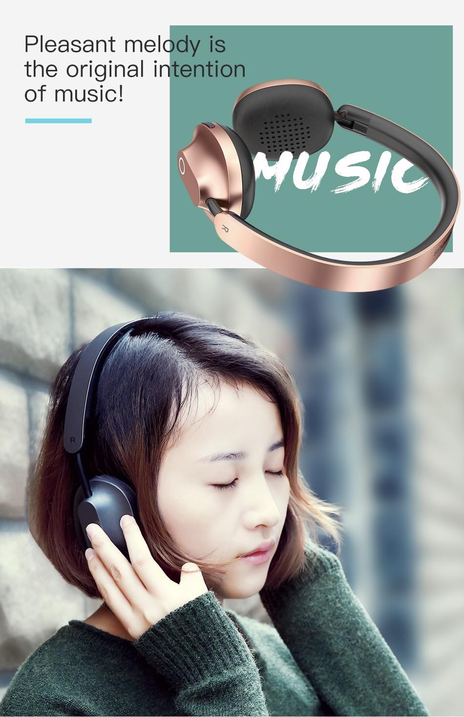 Baseus D01 Bluetooth Stereo Headphone