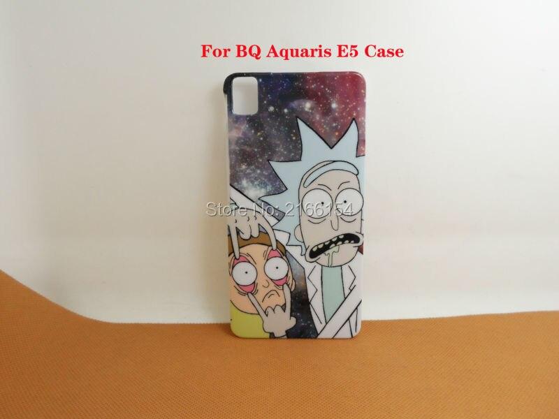 For BQ Aquaris E5 Case