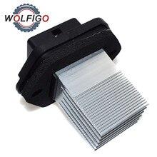 WOLFIGO HVAC отопления вентилятора отопителя, резистор мотора для hyundai Tucson Kia Sportage Spectra 5 971791F200 CNR772 971791F200