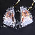 For Suzuki GSXR1000  05 - 06 2005 GSXR 600 750 2006 2007 Rear Turn Light Signal Blinker With Bulb Light Clear