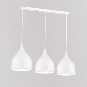 Image 2 - LukLoy Modern Pendant Ceiling Lamps Dining Table Lustre Pendant Lights Loft Lamp Hanglamp Nordic Hanging Kitchen Light Fixture