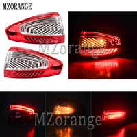 MZORANGE Left/Right Side Outer Rear Tail Light Lamp BS71 13405 AC For Ford Mondeo For Fusion 2011 2012