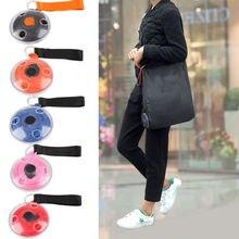 5 цветов Милая Складная модная женская эко-сумка многоразовая сумка для супермаркета хозяйственная сумка переносная