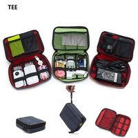 Tee portable zipper laptop charger cable case bag pouch protector for 2 5 wd seagate hdd.jpg 200x200