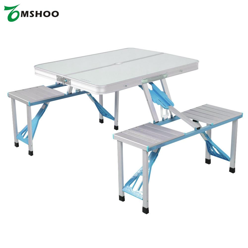 Camping Folding Table And Chairs Set Online Get Cheap 4 Folding Chairs Aliexpresscom Alibaba Group