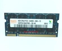 Оперативная память для ноутбука hynix DDR2, 4 Гб, 800 МГц, PC2 6400S, оригинал, DDR 2, 4G, 200PIN SODIMM