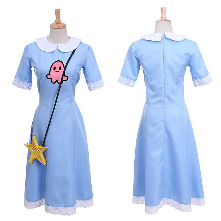 Cosplaydiy Star vs. the Forces of Evil Cosplay Costume Princess Star ...