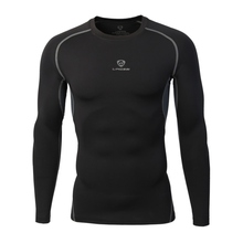 Compression Fitness Dry-fast Shirt Men Bodybuilding Full Sleeve 2017 T Shirt Cross-fit Tops Camouflage Running Sports