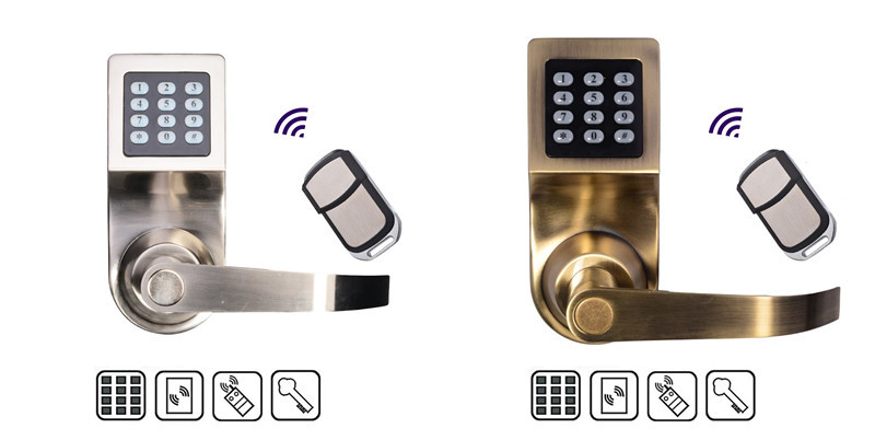 Smart Lock with Remote Control 2