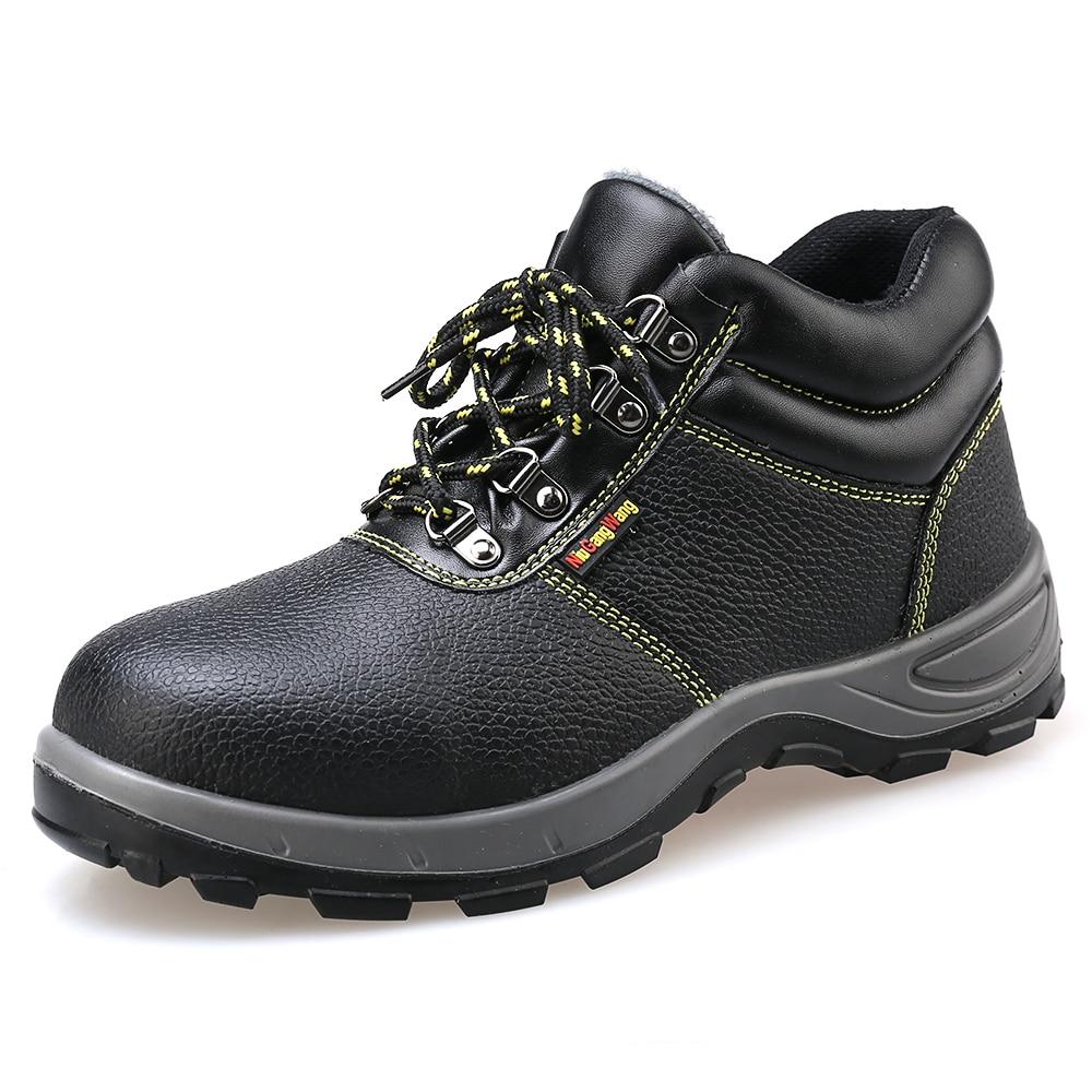 Ac12001 Leichte Versicherung Pannensichere Schuhe Atmungsaktive Stahl Foe Kappe Sicherheit Schuhe Für Männer Bau Schuhe Acecare Arbeitsplatz Sicherheit Liefert
