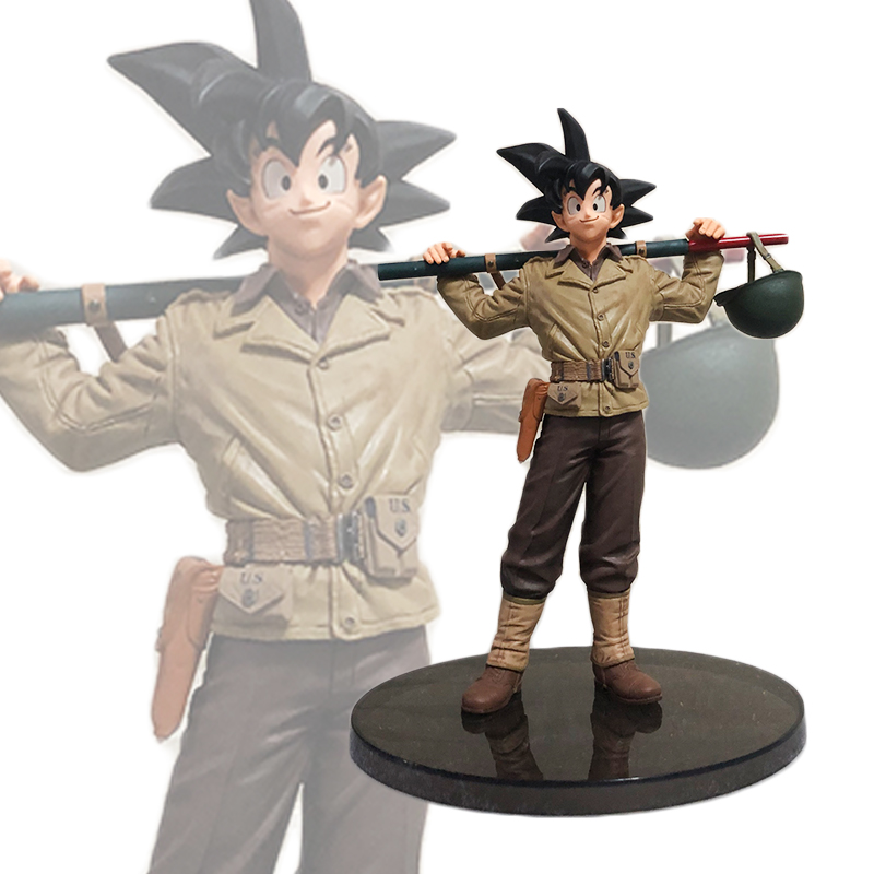 DBZSAIYAN Dragon Ball Z Action Figure BWFC PVC Model Toy