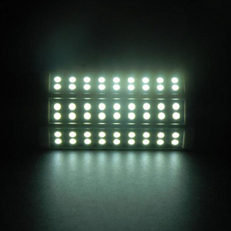 Lâmpadas Led e Tubos substituir lâmpada halógena holofote iluminação Comprimento : 118mm