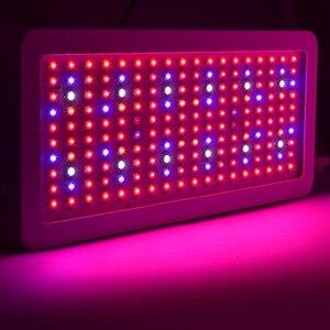 Image 5 - DIAMOND 300W 600W 800W 1000W 1200W 1500W 1800W 2000W Double Chip LED Grow Light Full Spectrum Red/Blue/UV/IR For Indoor Plants
