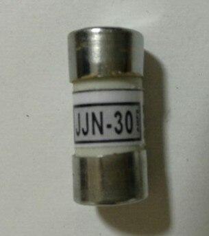 Free shipping 5pcs Fuses: JJN-30 30A 300Vac 160Vdc 10.3*22.4