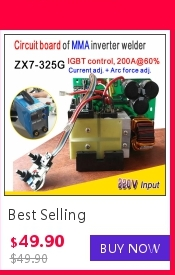 ZX7 315 IGBT Control PCB Single board for mma welding