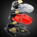Factory Outlet!!! 4 цвет новый мужской целомудрие устройства cb6000 петух клетки с 3 размер кольцо крана пениса целомудрие кейдж