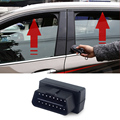 Black Auto Window Closer Device OBD Canbus Plug Play Car Power Window Close for VW golf 7 golf mk7 Skoda Octavia A7