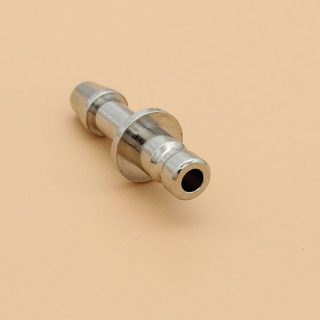 NIBP blood pressure cuff single tube air hose connector plug to MEK,Drager,Mindray,HP,Datascope,Nellcor,Colin,Siemens,Goldway. 3