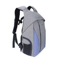Waterproof DSLR Camera Backpack Bag Cover For Canon EOS Nikon Sony Alpha Panasonic Olympus OMD Fujifilm Lens Bag Shoulder Case