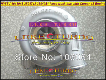 HY55V 4046945 4031404 4046940 4046943 504252144 3598515 Turbo Turbocharger For Iveco CURSOR 13 10 truck Astra Bus F3AE F3B 338KW
