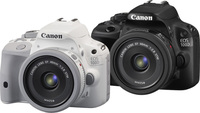 USED,Canon EOS100D (18 55) Digital SLR Camera with lens