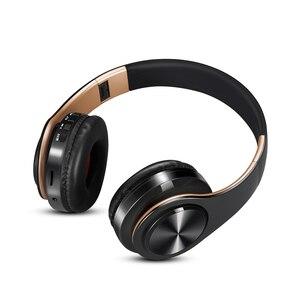 Image 2 - ספורט Bluetooth אוזניות אלחוטי אוזניות ריצת אוזניות סטריאו תמיכת SDcard Sweatproof עם מובנה מיקרופון עבור טלפון חכם