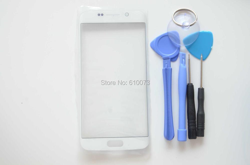 S6 edge white
