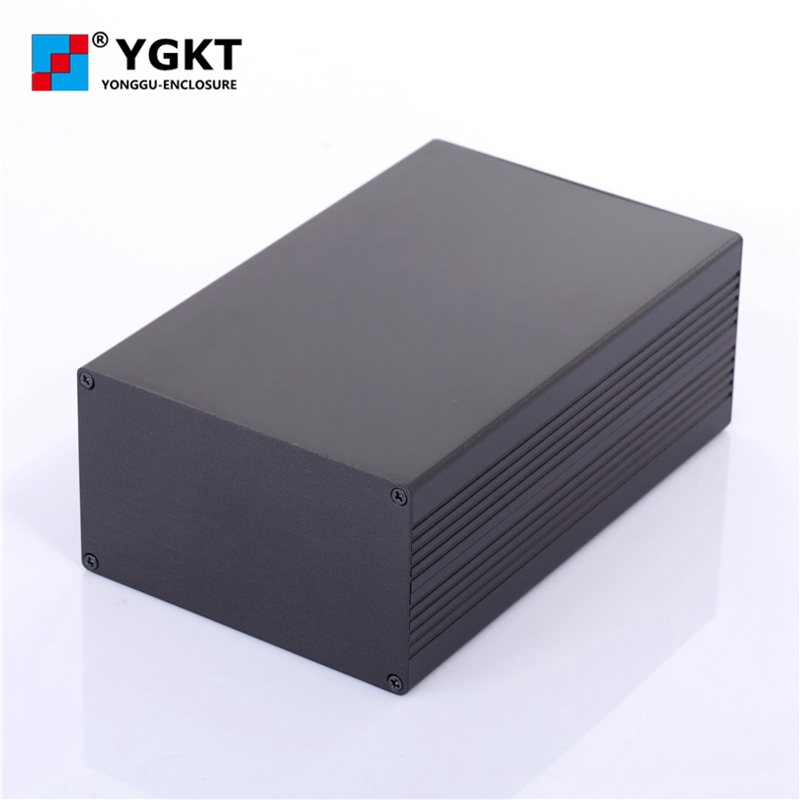 YGS-014 127-75-200 mm (W-H-L) electronics device box aluminium wall mounting pcb enclosure device housing,Enclosure case triangle style ebike battery 51 8v 30ah 1500w electric bike battery with bms lithium battery 52v battery pack for panasonic cell