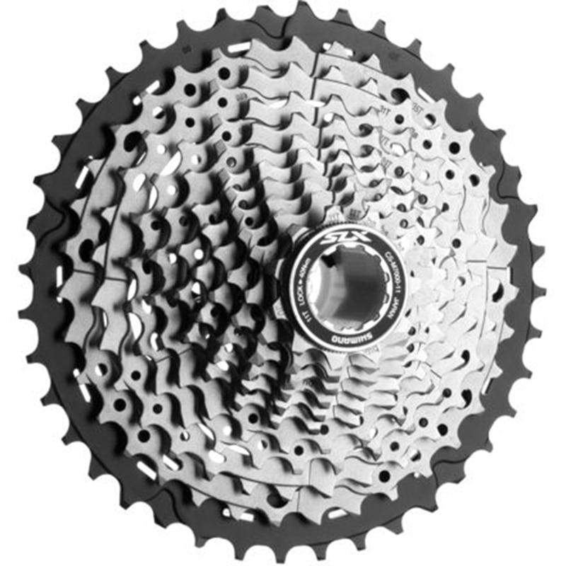 Shimano SLX CS-M7000 Cassette Sprocket Tape 11S Speed 11-42T 11-46T MTB Bicycle Cassette Bike Freewheel shimano slx cs m7000 11 42t 11 speed bike bicycle cycling 11v cassette 11 40t 11 42t 11 46t cassette 11 speed m7000 40t 42t 46t