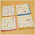 5 unids/lote towel bebé toallas de baño bath towel bebé recién nacido cubierta de caramelo de algodón batas de baño de los niños 30*30 cm tmj29