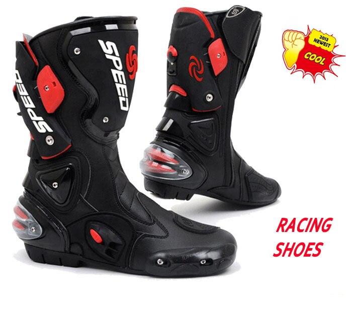 Мотоциклетная обувь Спорт Мотокросс Велоспорт ботинки с высоким голенищем внедорожных Гонки Gears Мото Аксессуары и Запчасти EUR 40 45 Pro байкер