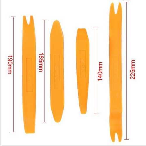 Auto voiture Radio porte Clip panneau garniture tableau de bord outil pour bmw 1200 gs honda civic 2006-2011 peugeot 205 opel astra h audi a3 8 v