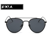 Fashion New Sunglasses for Women Polarized Grey Lenses Alloy Frame EXIA OPTICAL KD-8087 Series