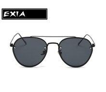 Fashion New Sunglasses for Women Polarized Grey Lenses Alloy Frame EXIA OPTICAL KD-8087 Series