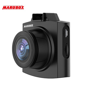 Image 4 - Marubox Dash Cam Russian Voice GPS Car Camera Radar Detector DVR Full HD IPS Rotatable 150Degree Angle Recorder G sensor M340GPS