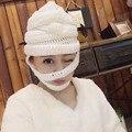 2016 nuevas tendencias de la moda Nueva Tejió A Mano el Sombrero de Halloween momia hecho casual hombres y mujeres sombreros divertidos caliente papel de vacaciones