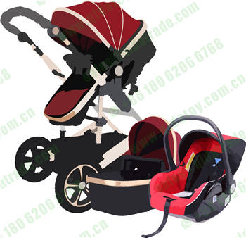 3 In 1 Cart Shock Absorb Quinny Baby Stroller Lightweight Aluminum In Strollers Accessories From Mother Kids On Aliexpress Com Alibaba Group
