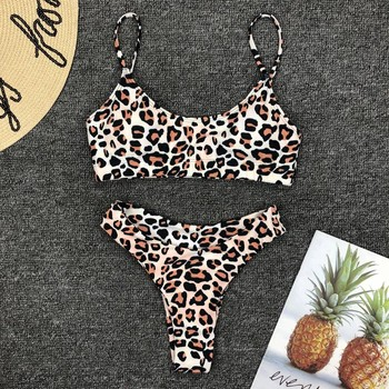 2019 Leopard Bikini